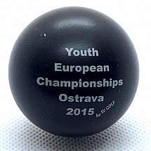 Europe champion youth Ostrava 2015